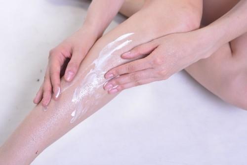 紫外線から肌を守る