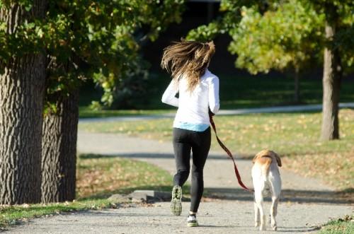 運動をして新陳代謝を高める