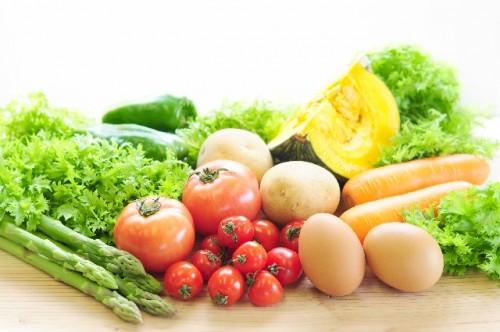 緑黄色野菜の優等生はカボチャ