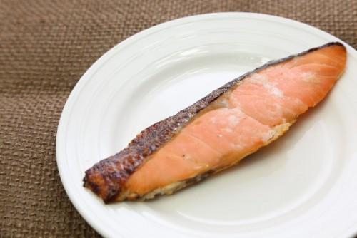 鮭にも抗酸化物質がたくさん!