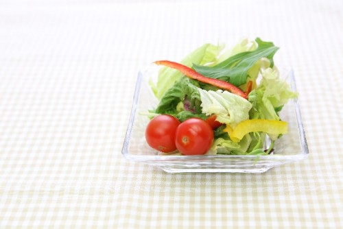 一日一快食のポイントは食事制限をしないこと