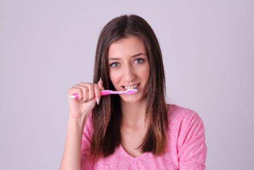 お腹が空いたら歯磨きをしよう