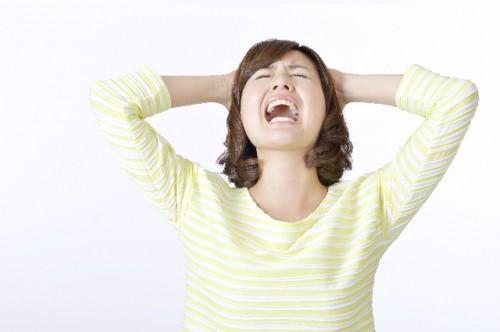 ストレスを受けると脳に影響を受ける
