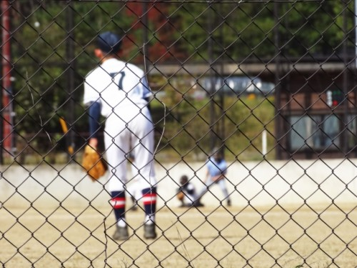 キャップと言えば野球帽