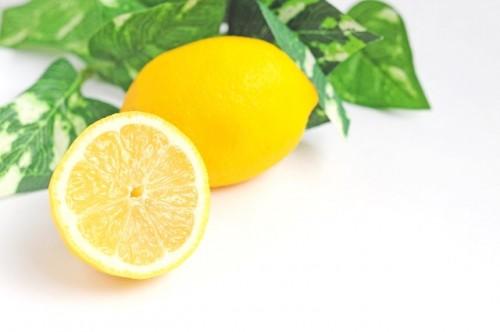 がん予防にもなるレモン