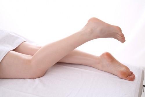 足の筋肉を引き締めよう