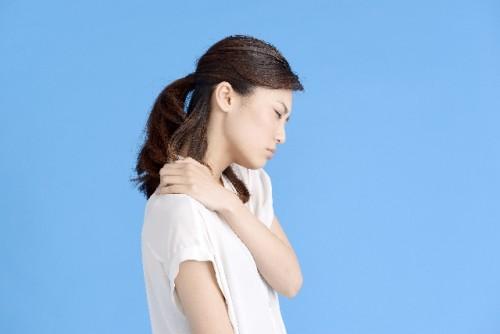 肩こりの危険信号