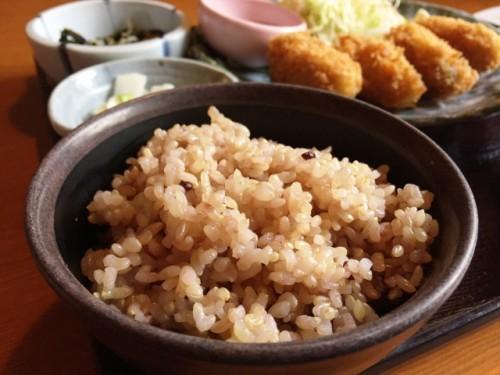 雑穀米は栄養が豊富なお米