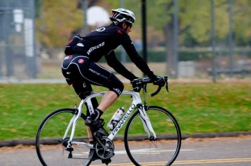 自転車に乗る事で健康リスクが?