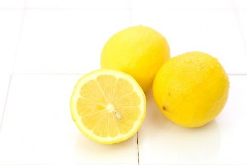 レモンにはかゆみを抑えたり消化機能の改善も