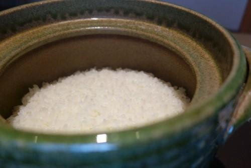 お米のとぎ汁で洗顔をすると肌に良い