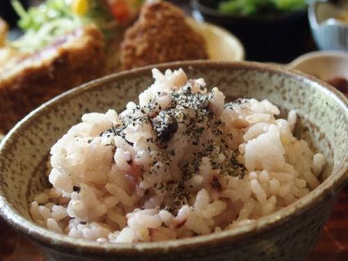 美容効果も期待できる雑穀米