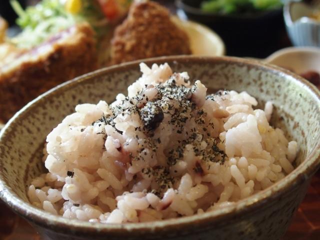 美容効果雑穀米