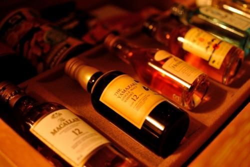 ウイスキーはプリン体が少ないお酒