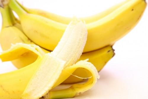 バナナを焼く事で甘みが増す!