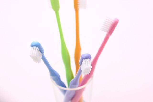 歯磨き時のながらストレッチ