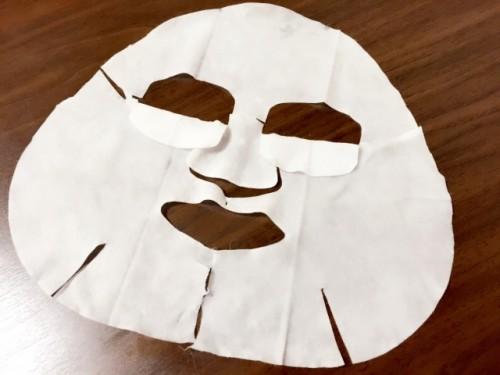 マスクは受けたダメージや翌日の予定で選別