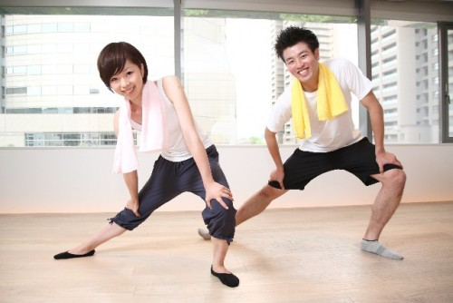 ストレッチやラジオ体操で筋肉と神経を柔らかくする
