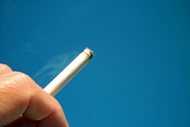活性酸素タバコ