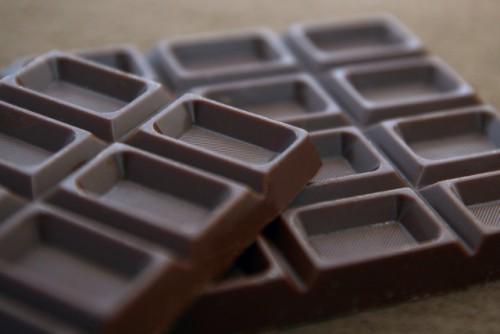 チョコレートの大量摂取も身体には有害