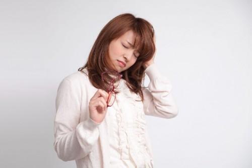 脳疲労が身体へもたらす症状とは