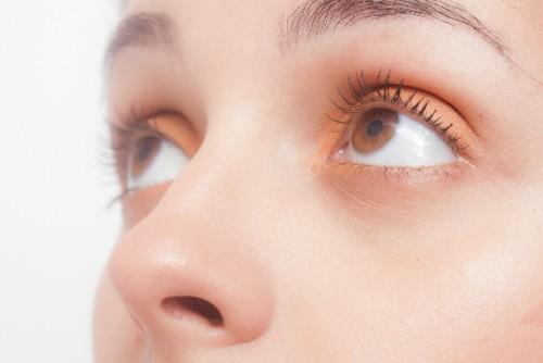 眼球はとてもデリケートで傷つきやすい