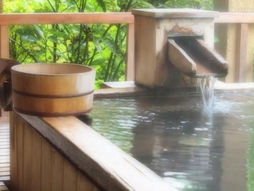 入浴中の身体は常にリラックス状態