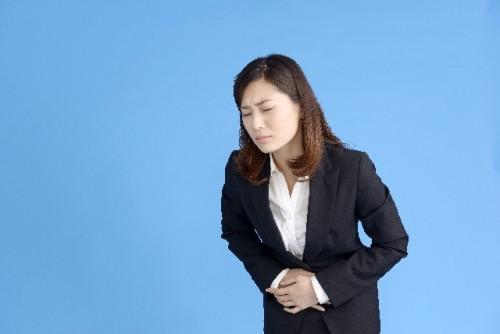 突発性腹痛の原因、過敏性腸症候群