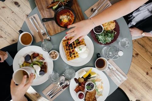 朝食を抜いたり量が少ないのもNG