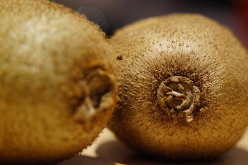 キウイの皮には栄養が豊富に含まれている