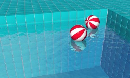 水中をウォーキングするだけで有酸素運動の効果が