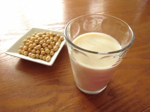 豆乳には不足しがちな栄養素がいっぱい