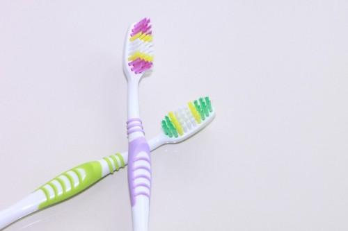 携帯歯ブラシは、風通しの良い場所に保管する