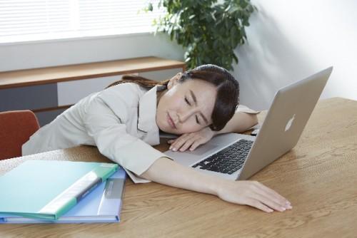 ずっと疲労感が残る慢性疲労症候群