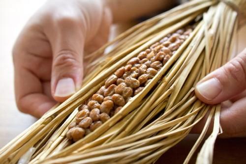 納豆菌でアンチエイジング効果を高める