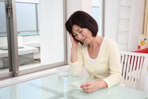 月経前症候群の主な症状