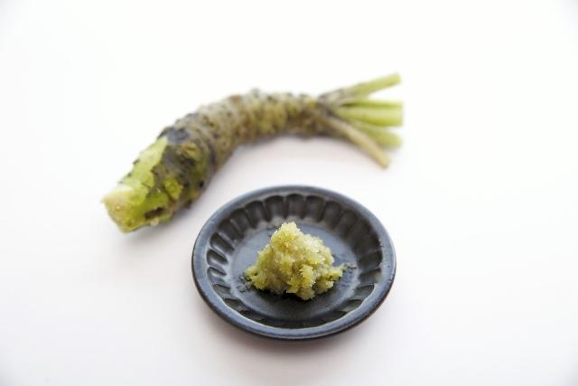 ワサビの栄養成分をしっかりと吸収できる食べ方