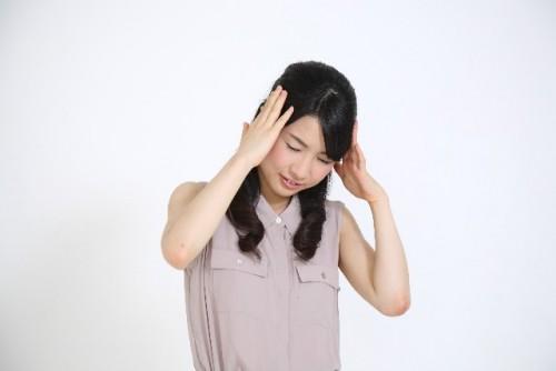 頭部の血行不良は身体の不調の原因?