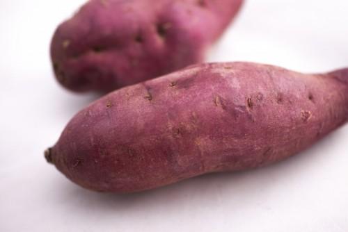 糖質が多く、栄養に優れたサツマイモ
