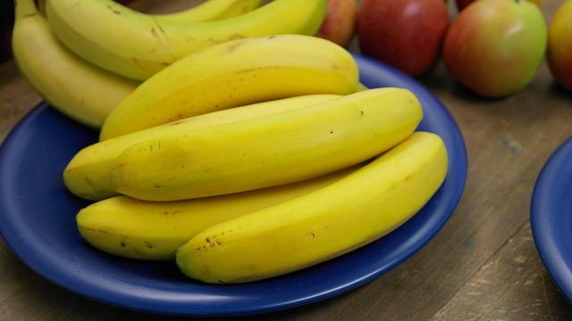 必須アミノ酸トリプトファンがイライラを改善するバナナ