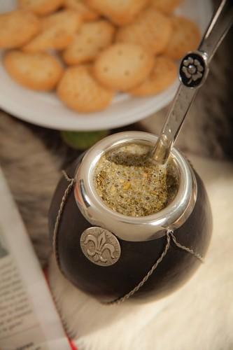 マテ茶の間違った「飲み方」が、ガンリスクを高める?