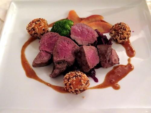 栄養豊富な鹿肉が、近年ではより身近な存在に