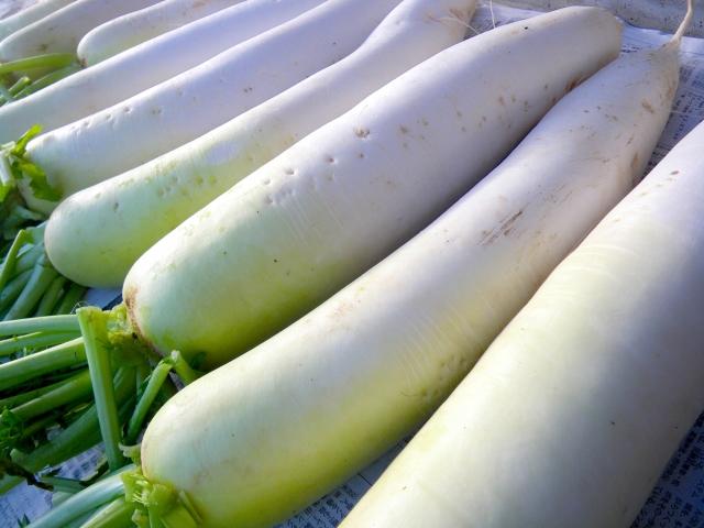 便秘を改善する食物繊維の宝庫、切り干し大根