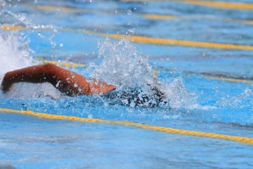 水泳はカロリー消費量が多くダイエット向き