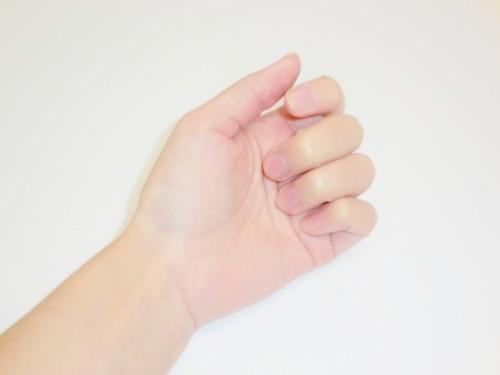 爪もみを行なうことでダイエット効果も期待できる