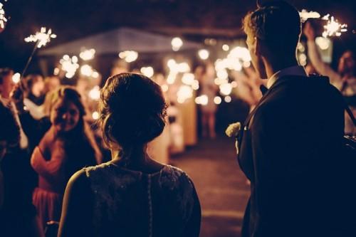 結婚式に参加するときは上着着用を忘れずに