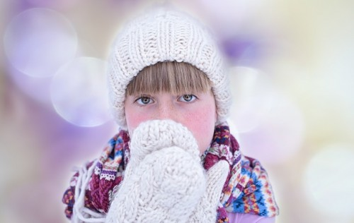 しもやけを予防するには防寒対策が大切