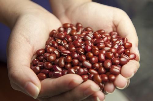 小豆は古くから漢方としても使用されてきたスーパーフード