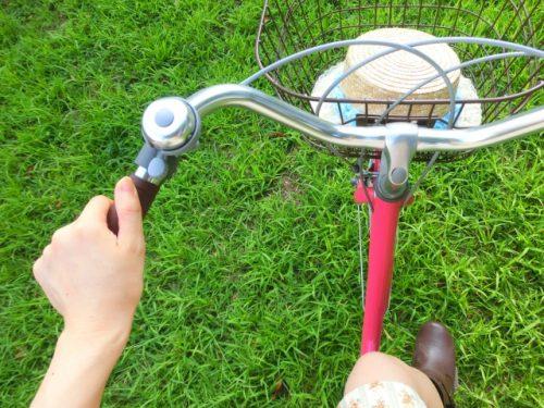弱った腹筋を強化する自転車通勤