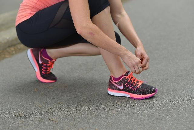 ジョギングで太ももを細くしなやかに